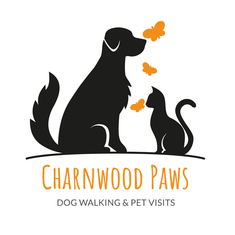 Dog Walker Logo Design