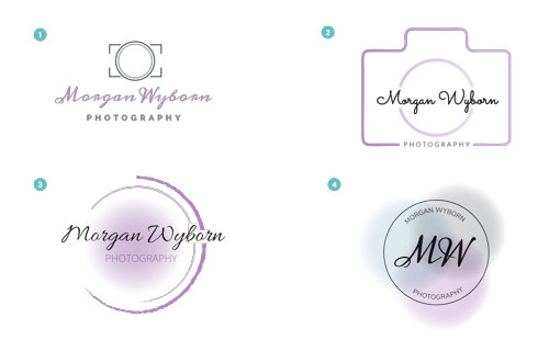 Photography Logo Concepts